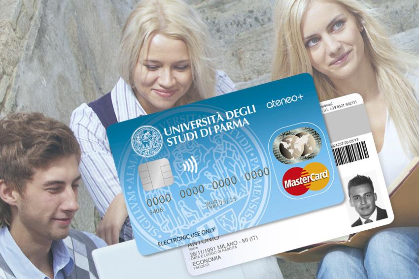 Student Card UniPR - sconti alla Bindcopy di parma