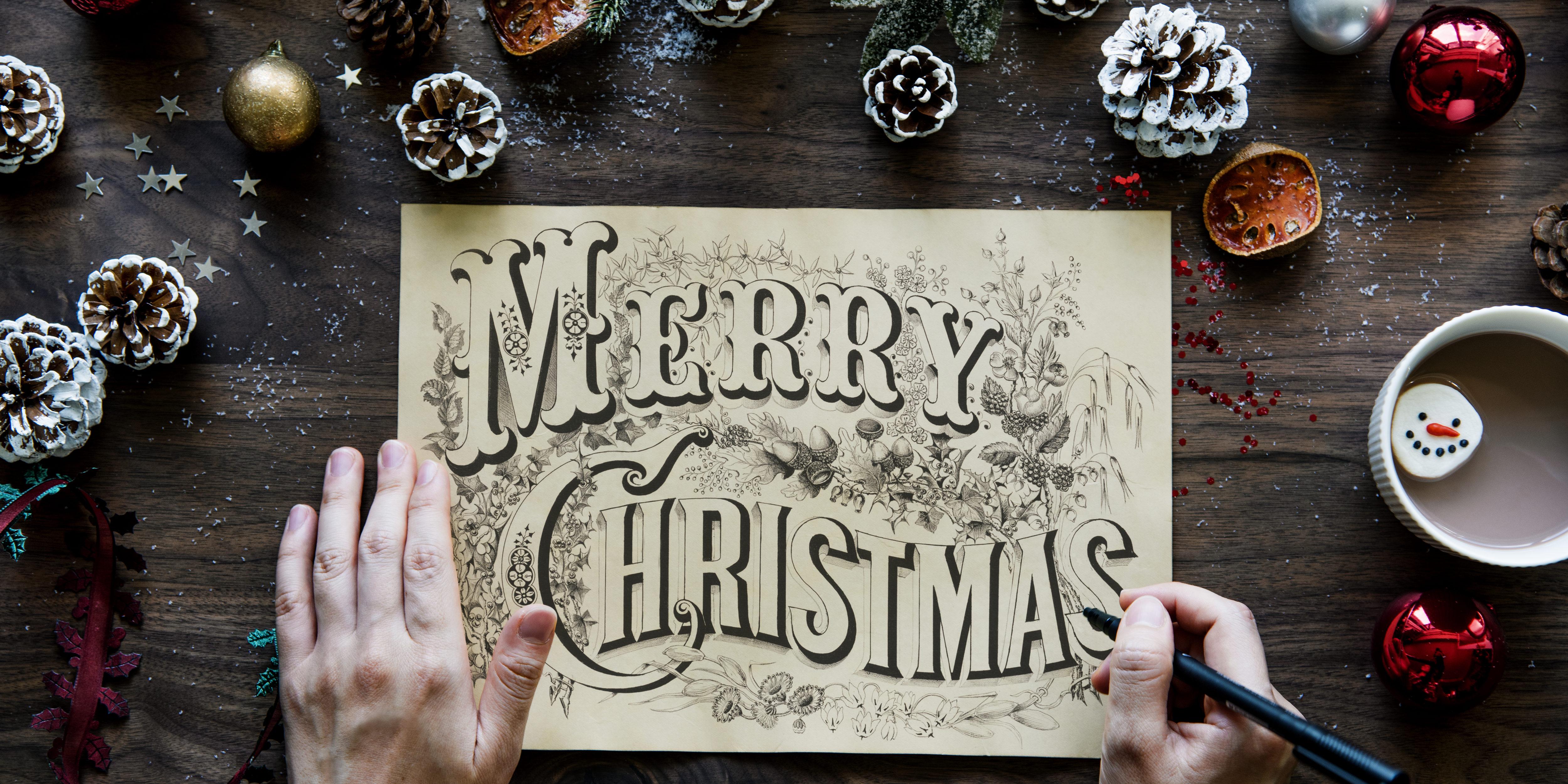 Pubblicita Buon Natale Numero 7.Buone Feste Bindcopy